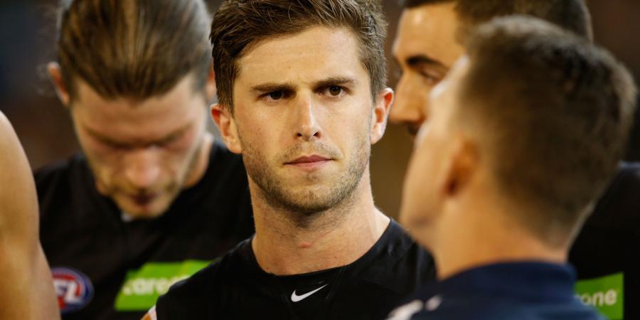 Murphy leading upswing: Carlton coach