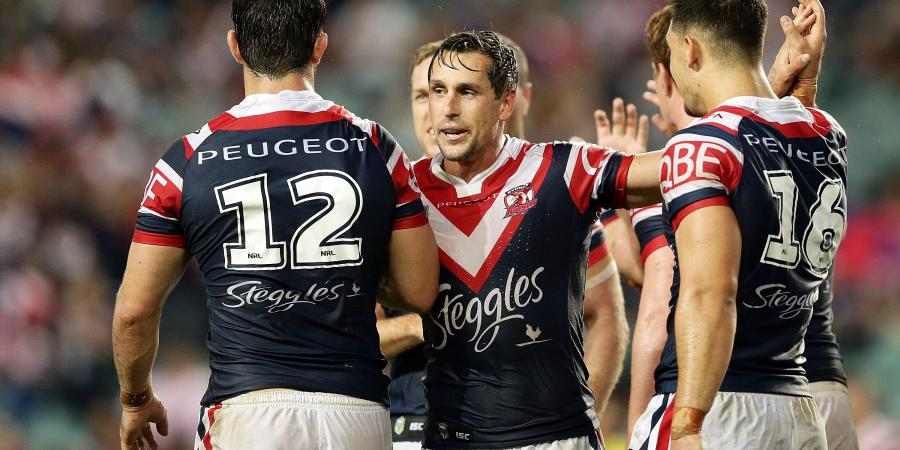 Pearce leading the way for us: Roosters