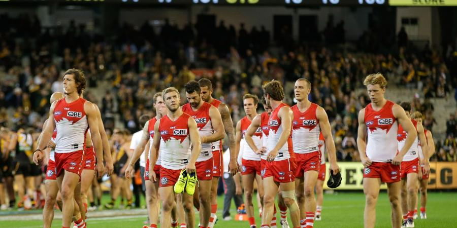 Swans lament poor showing against Tigers