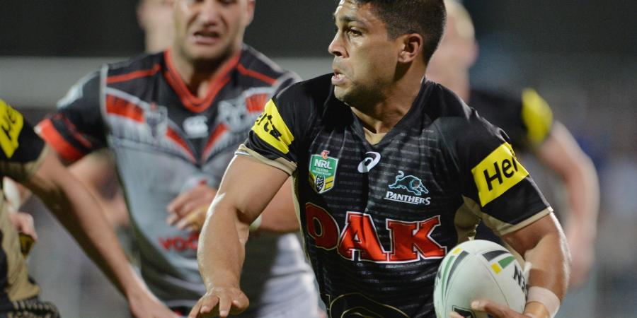 Panthers late show blows Warriors away