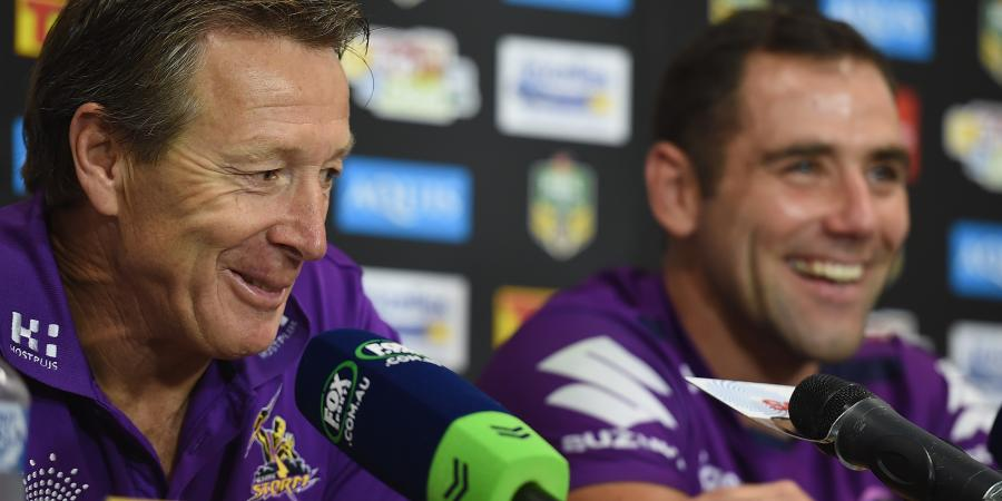 Storm's guts and effort impress coach