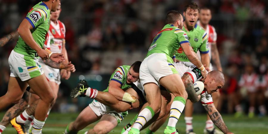 Raiders hope NZ trip refreshes troops