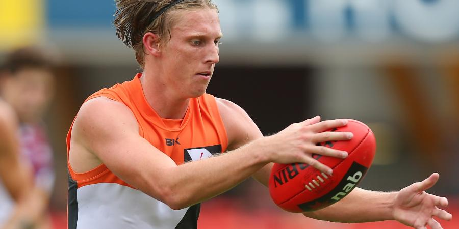Prospect of success keeps Whitfield at GWS