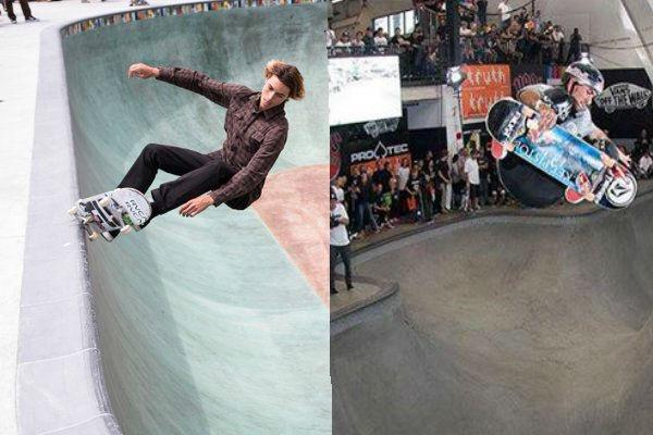 Curren Caples vs Pedro Barros: X Games Austin 2016