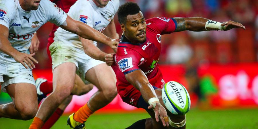 Kerevi could yet face Sunwolves