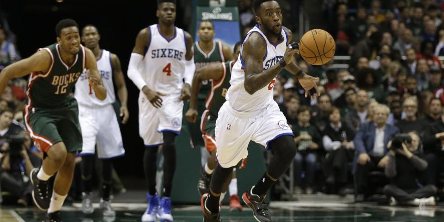 NBA's 76ers sign jersey sponsor