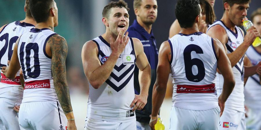 Deledio surprised by Freo's struggles