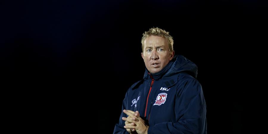 Robinson excited by Roosters' rebuild