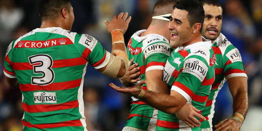 Souths defeat Dragons, back in top eight