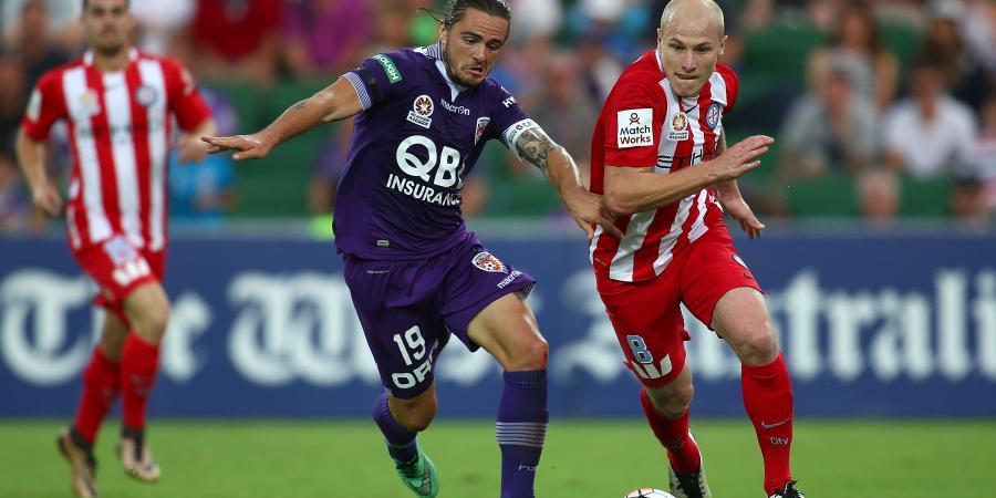 Socceroos must pick Risdon: Lazaridis
