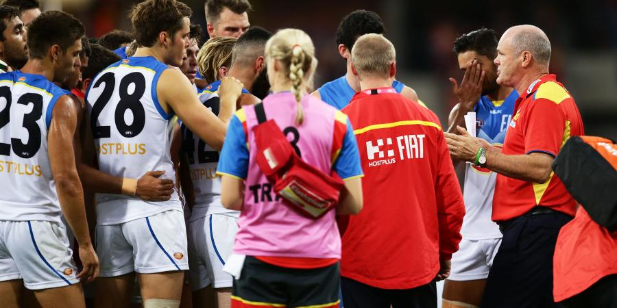 Are we being too harsh on the Gold Coast Suns?