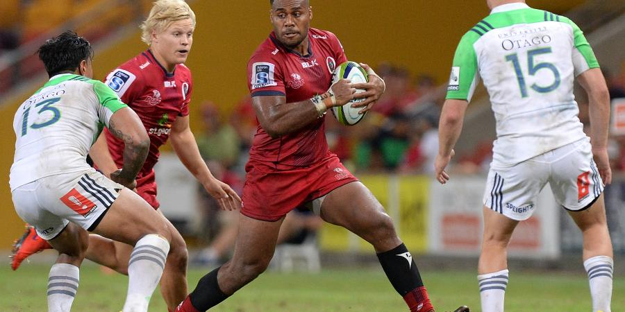 Kerevi re-signs with Queensland Reds