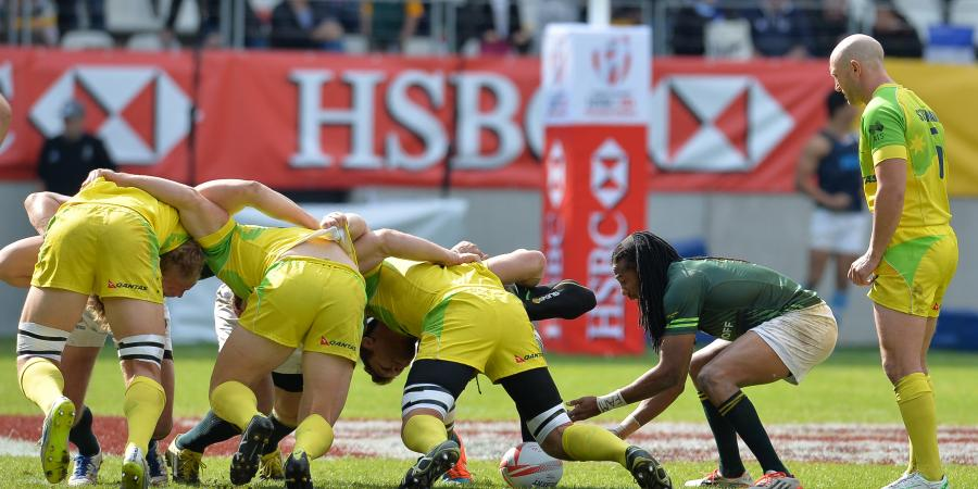 Aussies win rugby sevens opener in London