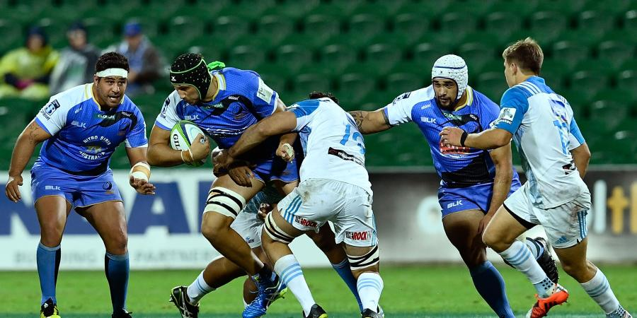 Blues deny Force consecutive Super wins