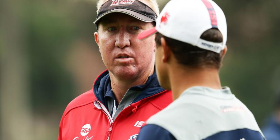 Robinson sends warning to Roosters