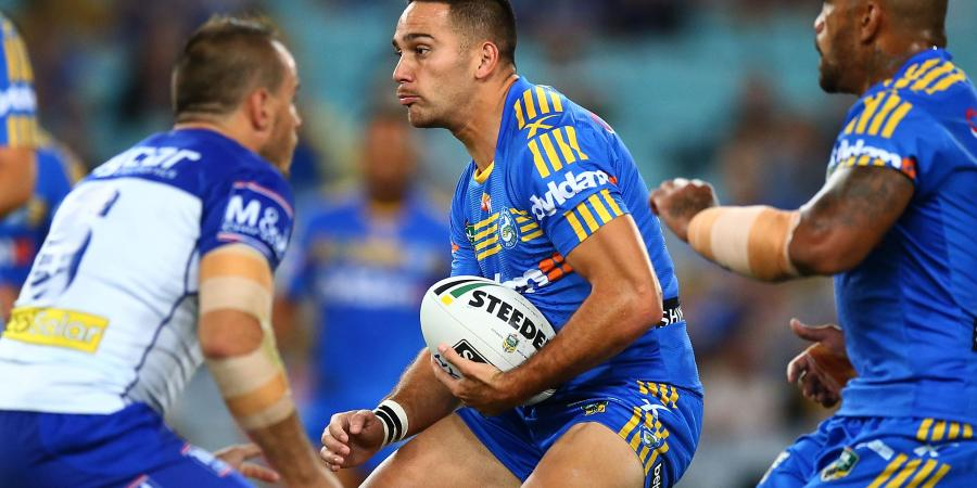 Eels' Norman in police investigation