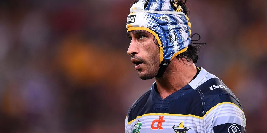 Thurston gives thumbs up for Origin