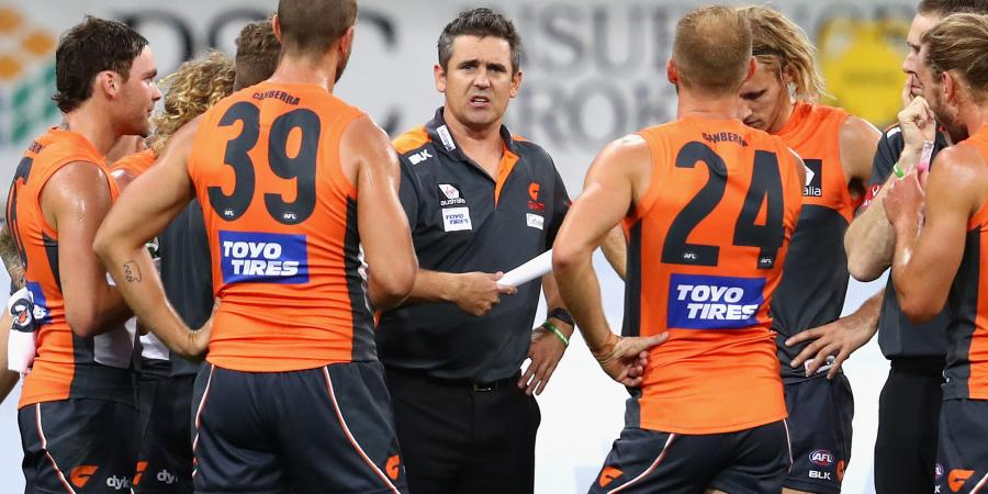 Big month ahead for GWS Giants