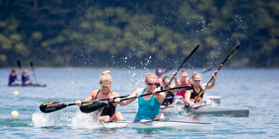 Flood wins race for Oly canoe berth