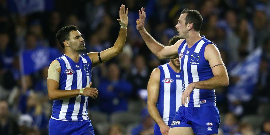 Roos beat Blues for best-ever start