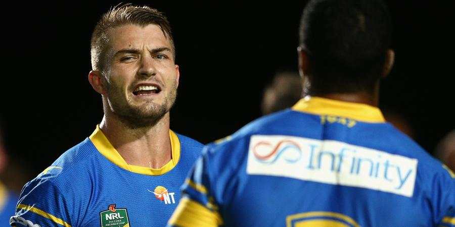 Troubled Foran to start against Storm
