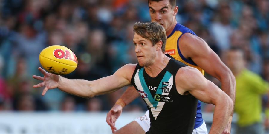 Port's Jonas braces for suspension