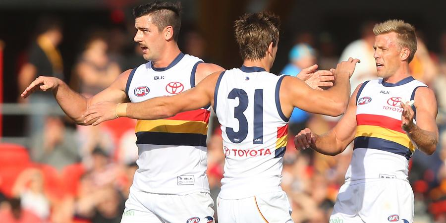 Adelaide crowing over 75-point AFL win