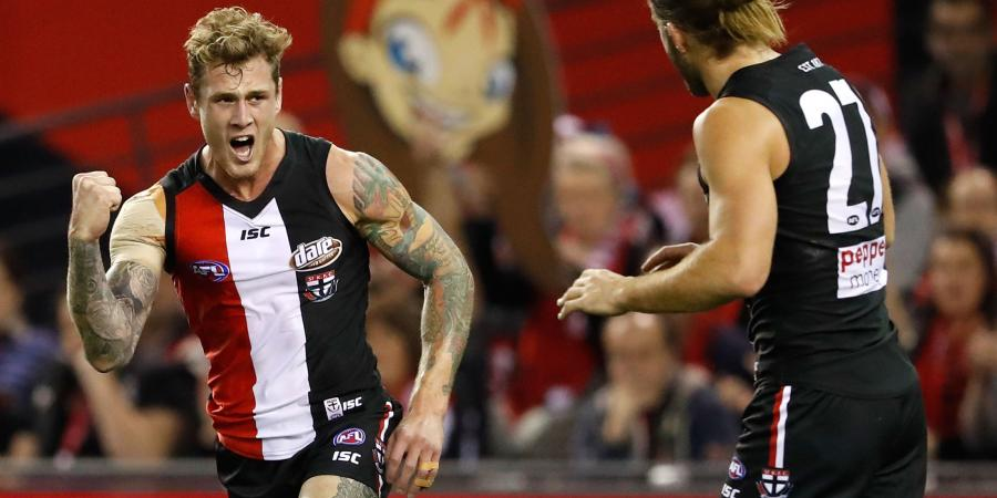 St Kilda sizzle in 3rd term to beat Dons