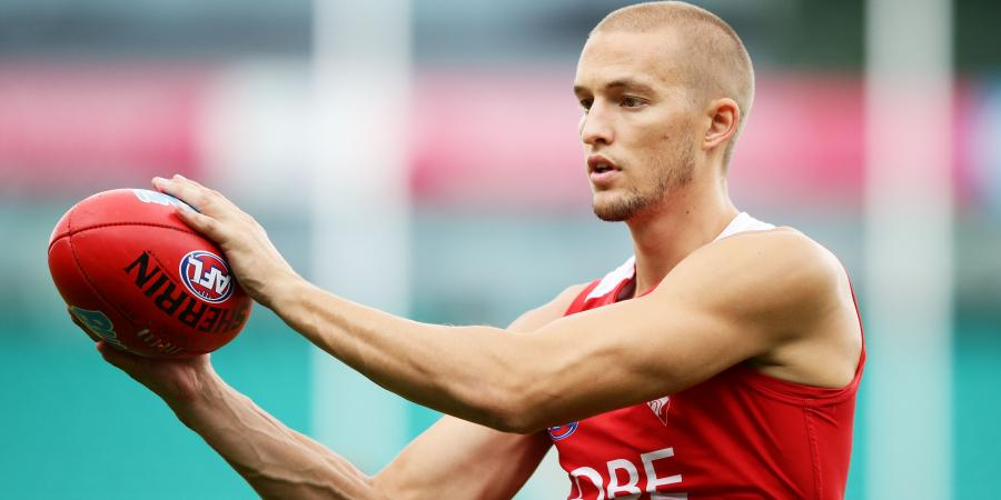 Swans could throw Reid in against North