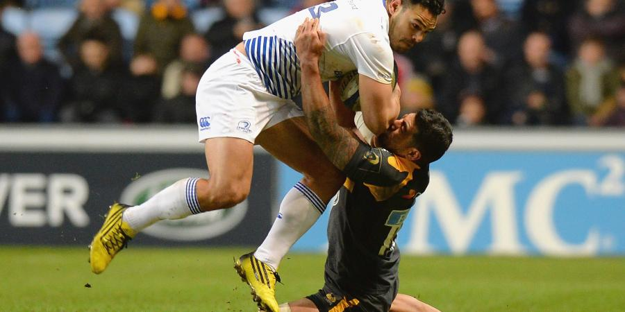 Te'o named in England rugby squad