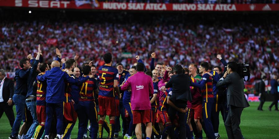 Barca claim Spanish double with King's Cup
