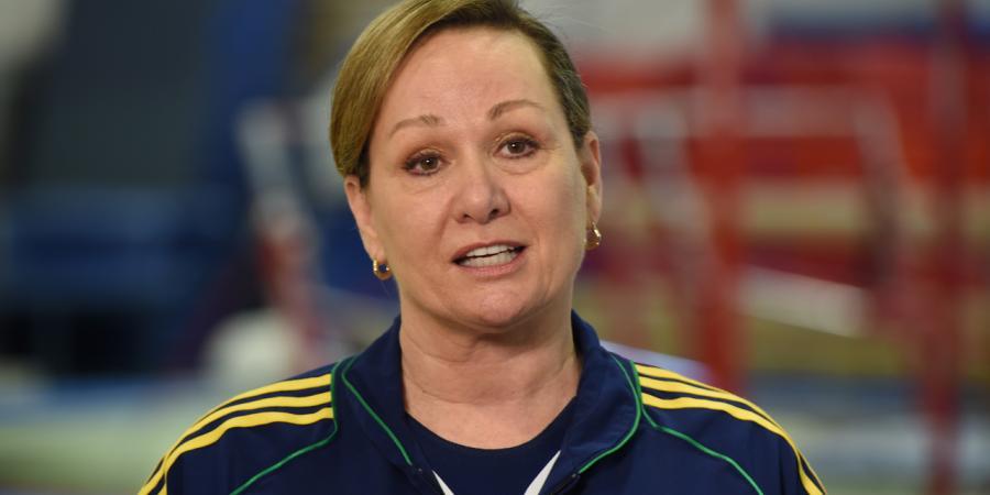 Gym coach seeks medal contender