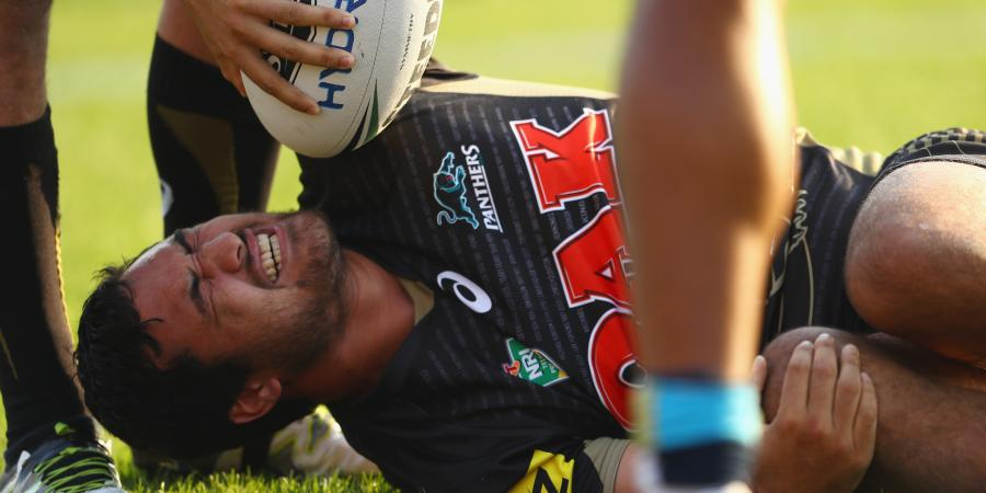 Knee injury ends Hiku's NRL season