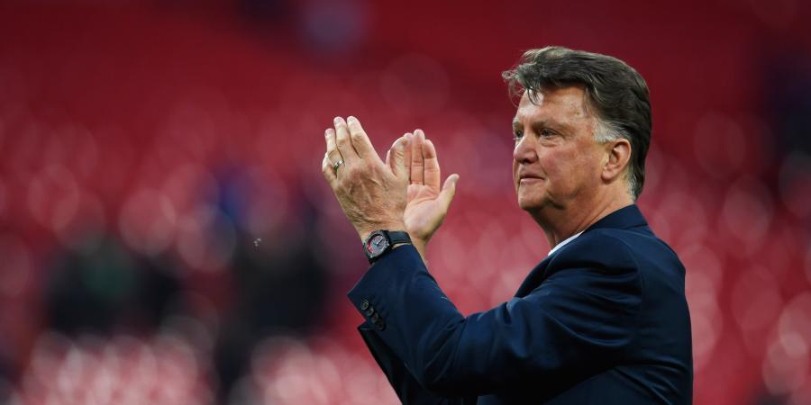 Man Utd move on from Van Gaal era