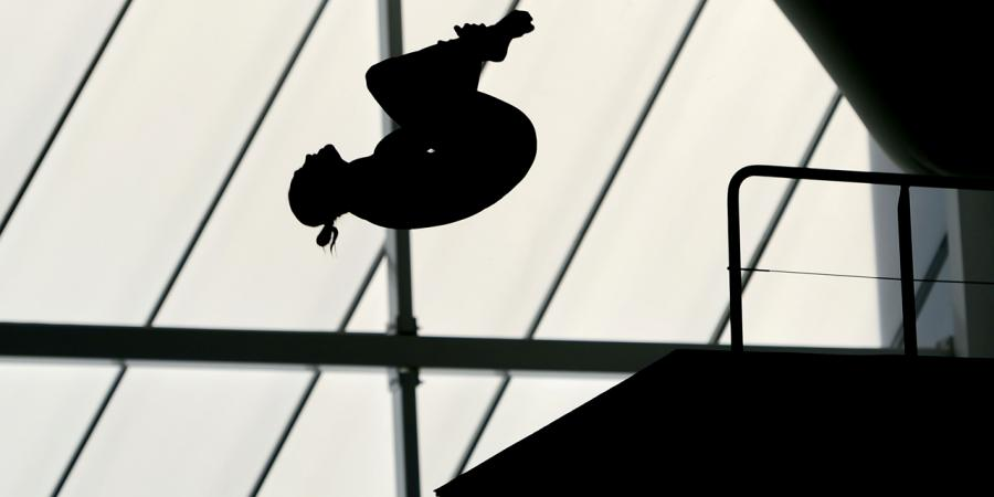 Wu, Broben square off at Rio diving trials