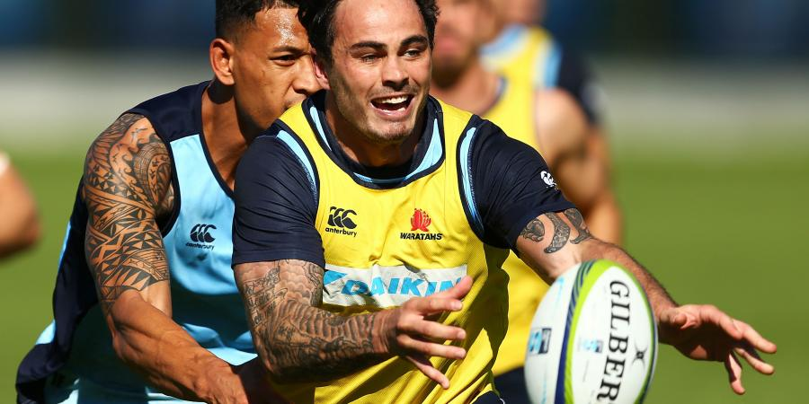 Guildford to start for Waratahs