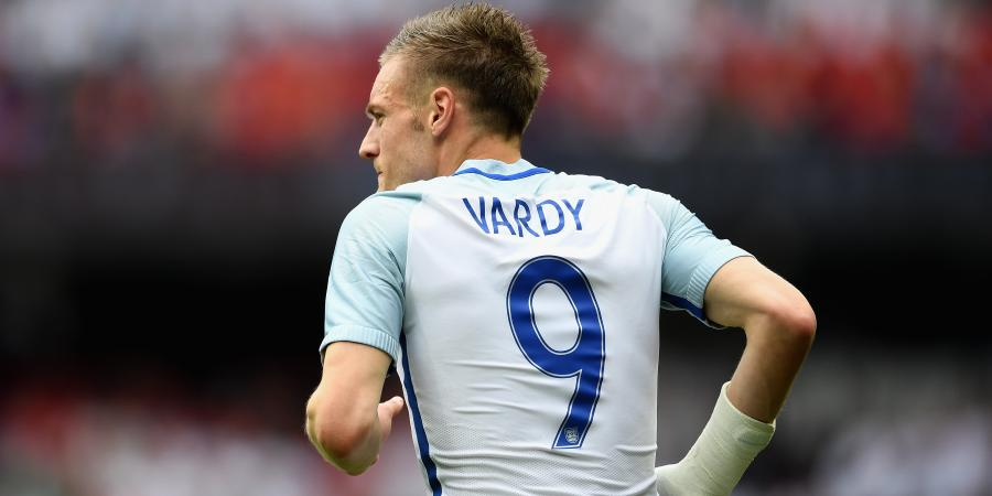 Disappointment at Vardy withdrawal vs Aust