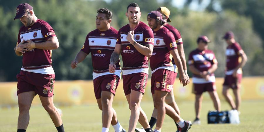 Tough love under Walters at Qld camp