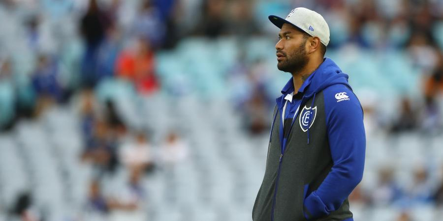 Dogs' Williams set for Manly return
