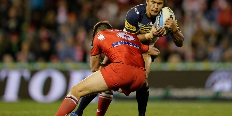 The Cowboys v The Dragons Round 12 Preview the Battle of the Backups