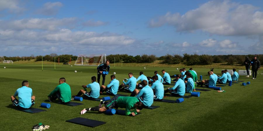 Socceroos gear up for England friendly