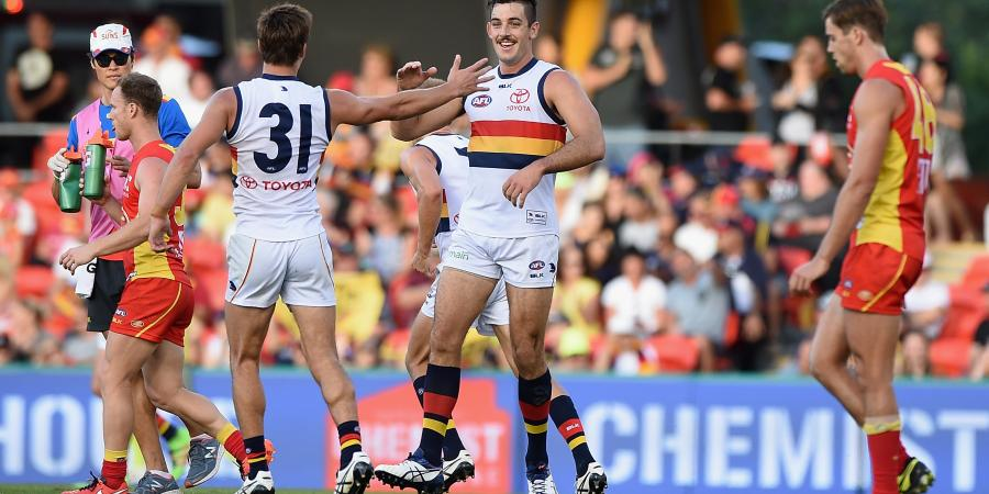 Crows seek hard edge against Giants