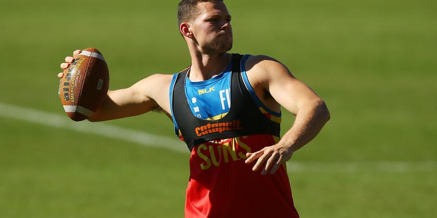 May set for return from AFL ban