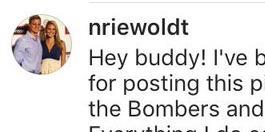 Riewoldt makes fans day