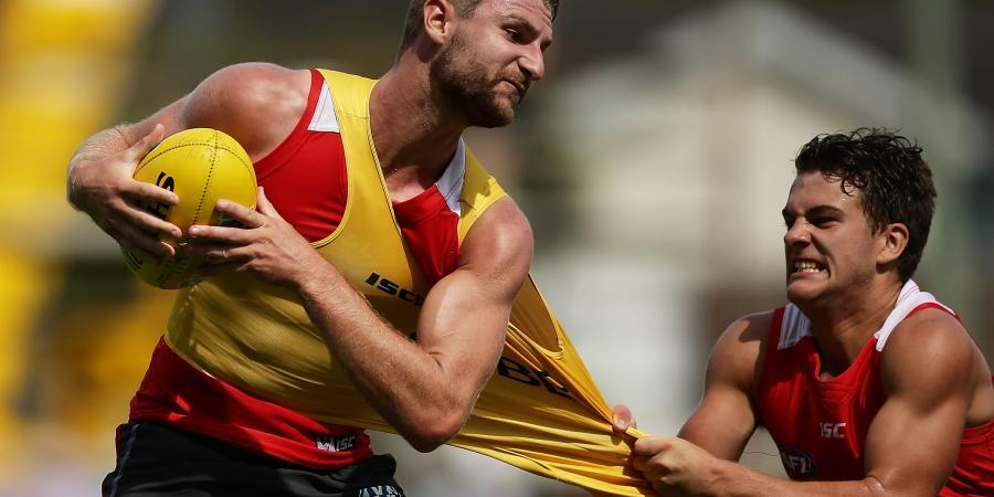 Swans end Kangaroos' unbeaten AFL run