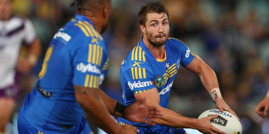 Eels' Foran back for good: Gutherson