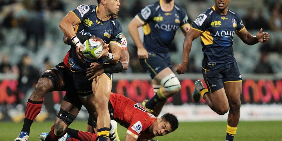 Brumbies smash Super strugglers Sunwolves