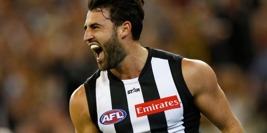 Fasolo kicks on with the Pies