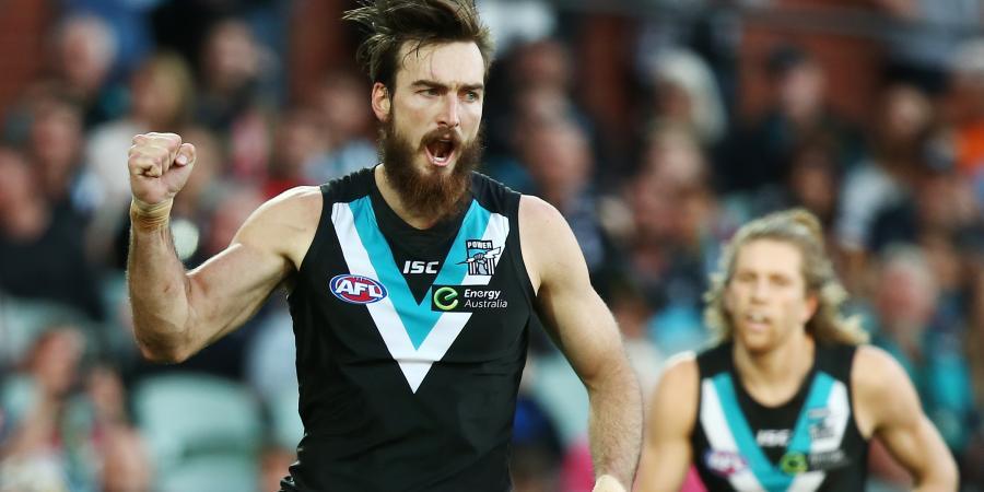 Dixon shows value as Port beat Dees