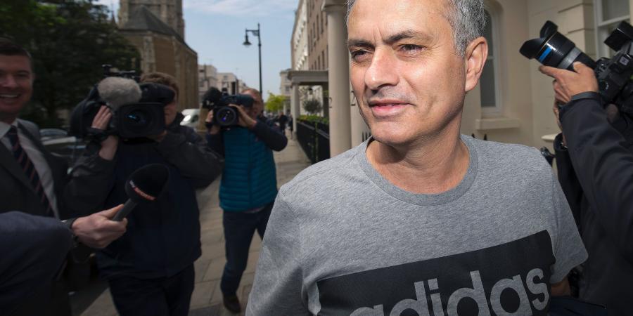 Forget past three years, Mourinho tells Utd